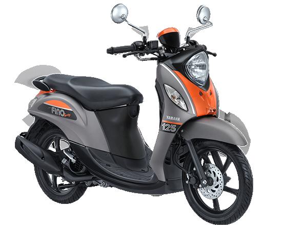 Promo Kredit Motor Matic New Yamaha Fino Agustus 2017 Diskon Dp
