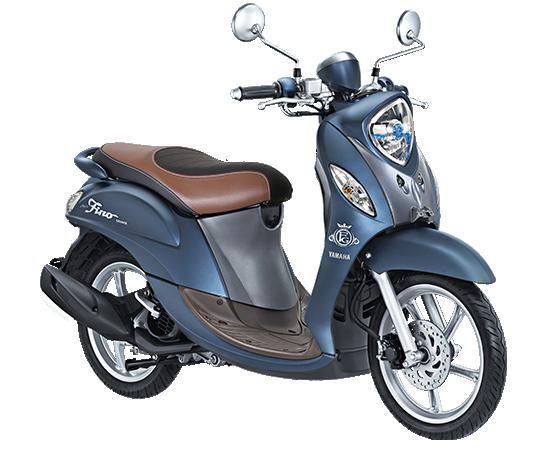 Kredit Motor Yamaha Fino Grande