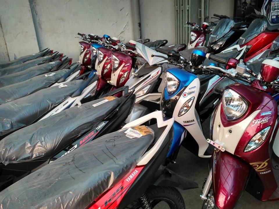Yamaha Fino 125Bluecore