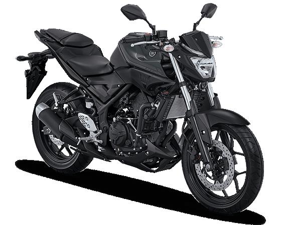 Kredit Motor Yamaha MT25