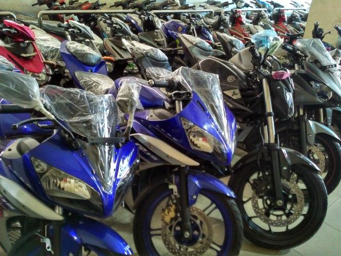 Promo Kredit Yamaha R15 Desember 2016 Motor