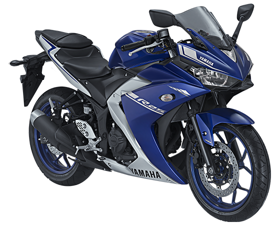 Kredit Motor Yamaha All New R25