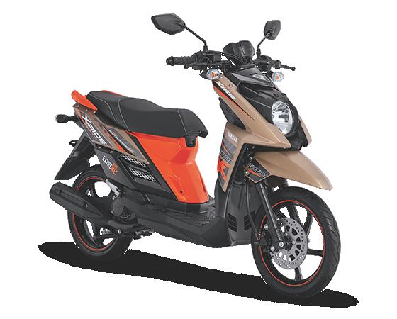 Kredit Motor Yamaha Xride