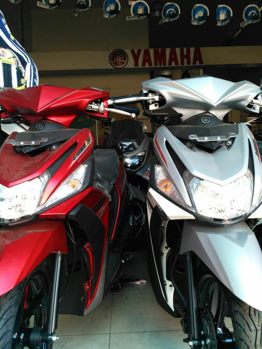 Promo kredit motor Yamaha New Mio Z Bulan Agustus 2017..