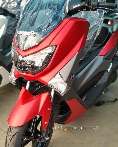 Harga terbaru New Yamaha N-MAX ABS thn2017