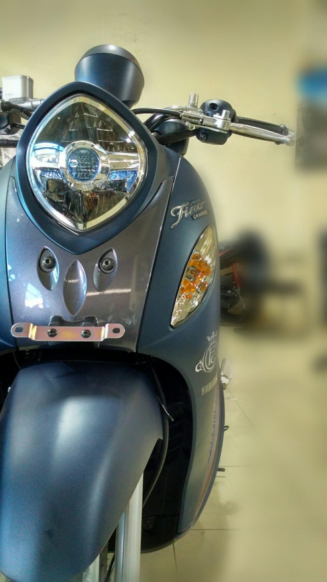 Yamaha New Fino Grande125cc