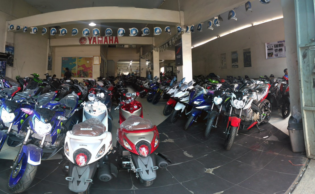 Promo Diskon Blanja All Motor Matic Yamaha Spektakuler Juli2017…..