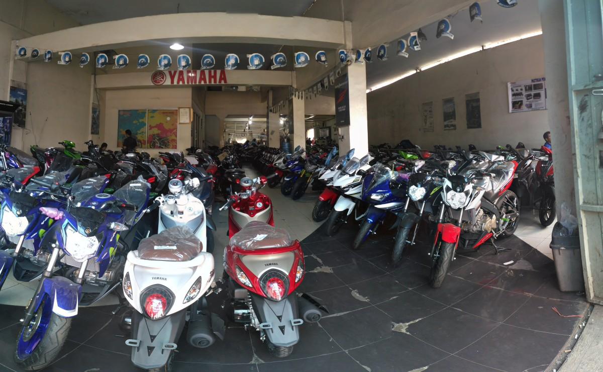 Promo Paket hemat Motor Yamaha matic AKS SSS agustus 2017 Merdeka