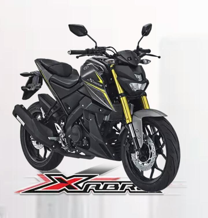 Promo Motor Sport Yamaha XABRE, Diskon Uang Muka Besar Di bulan Juli2017
