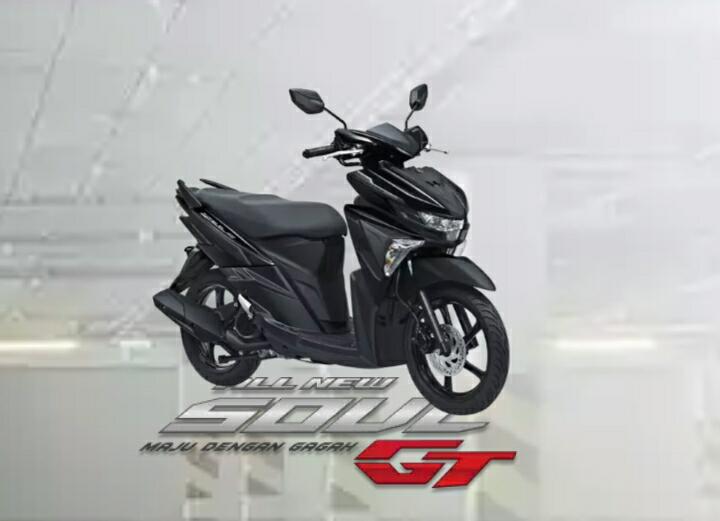 Promo Dp Paling Murah New Yamaha Soul Gt AKS Agustus2017
